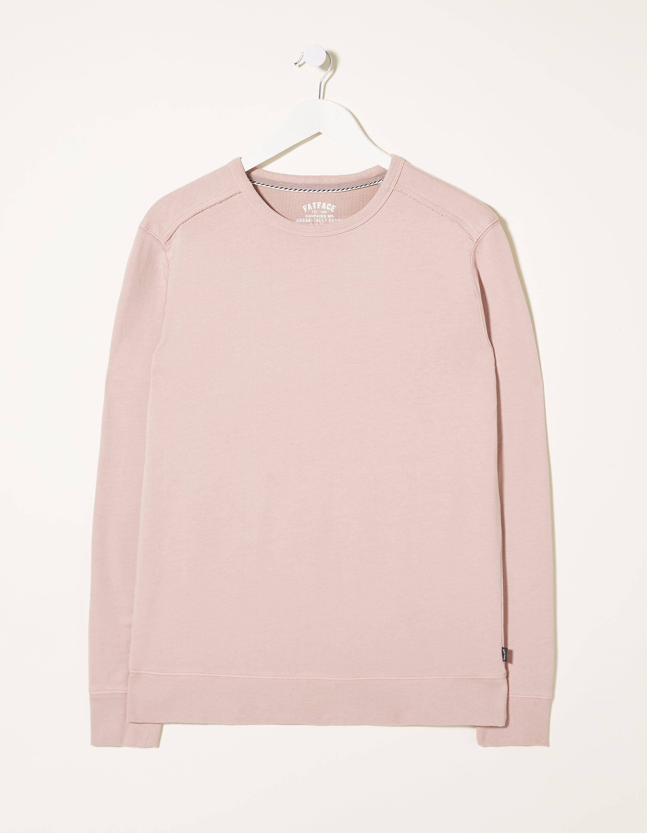 Fat Face Emsworth Crew Neck Sweat  - Size: Extra Small