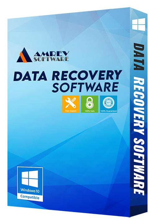 Amrev Software Windows Data Recovery
