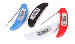 Instant Digital Meat Thermometer Probe for Grilling and Cooking
