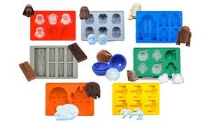 Star Wars Ice Tray (1-, 2-, 6-, or 8-Pack)