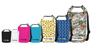 Aduro Sport Floating Waterproof Dry Bags (2L, 5L, 10L, or 20L)