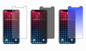 Waloo Privacy or Blue Light Tempered Glass Screen Protector for iPhone 11 Pro Max/11 Pro/11