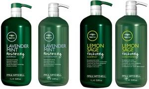 Paul Mitchell Tea Tree Special, Lavender, or Lemon Sage Shampoo and Conditioner (2-Pack) 1L 33.8oz