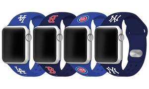Game Time MLB Silicone Band for 38/40mm or 42/44mm Apple Watch