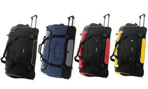 "Travelers Club 30"" or 36"" Adventure Rolling Duffel Bag"