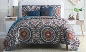 Bohemian Reversible Quilt Sets (4- or 5-Piece)