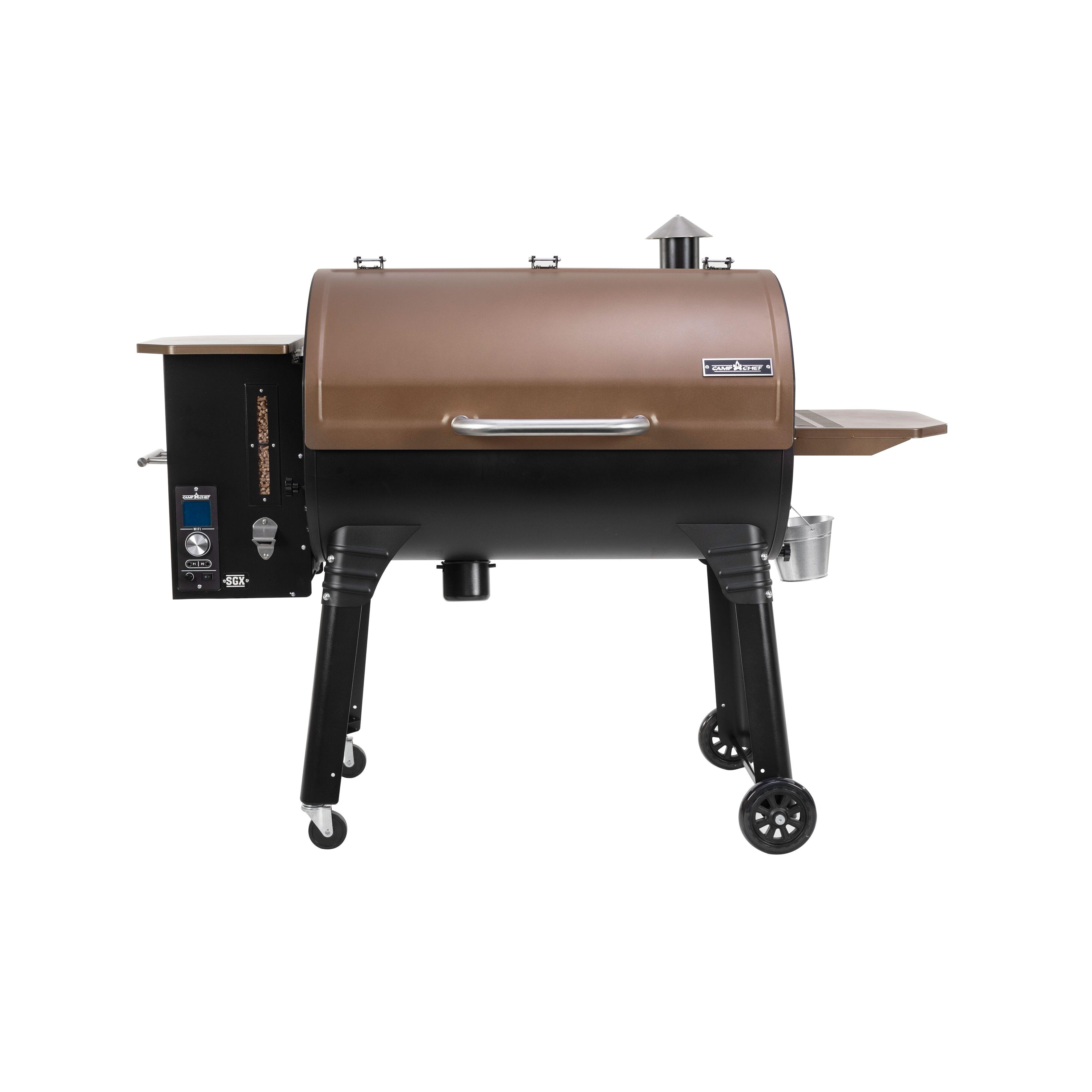 Camp Chef SmokePro SGX WIFI Pellet Grill - Bronze