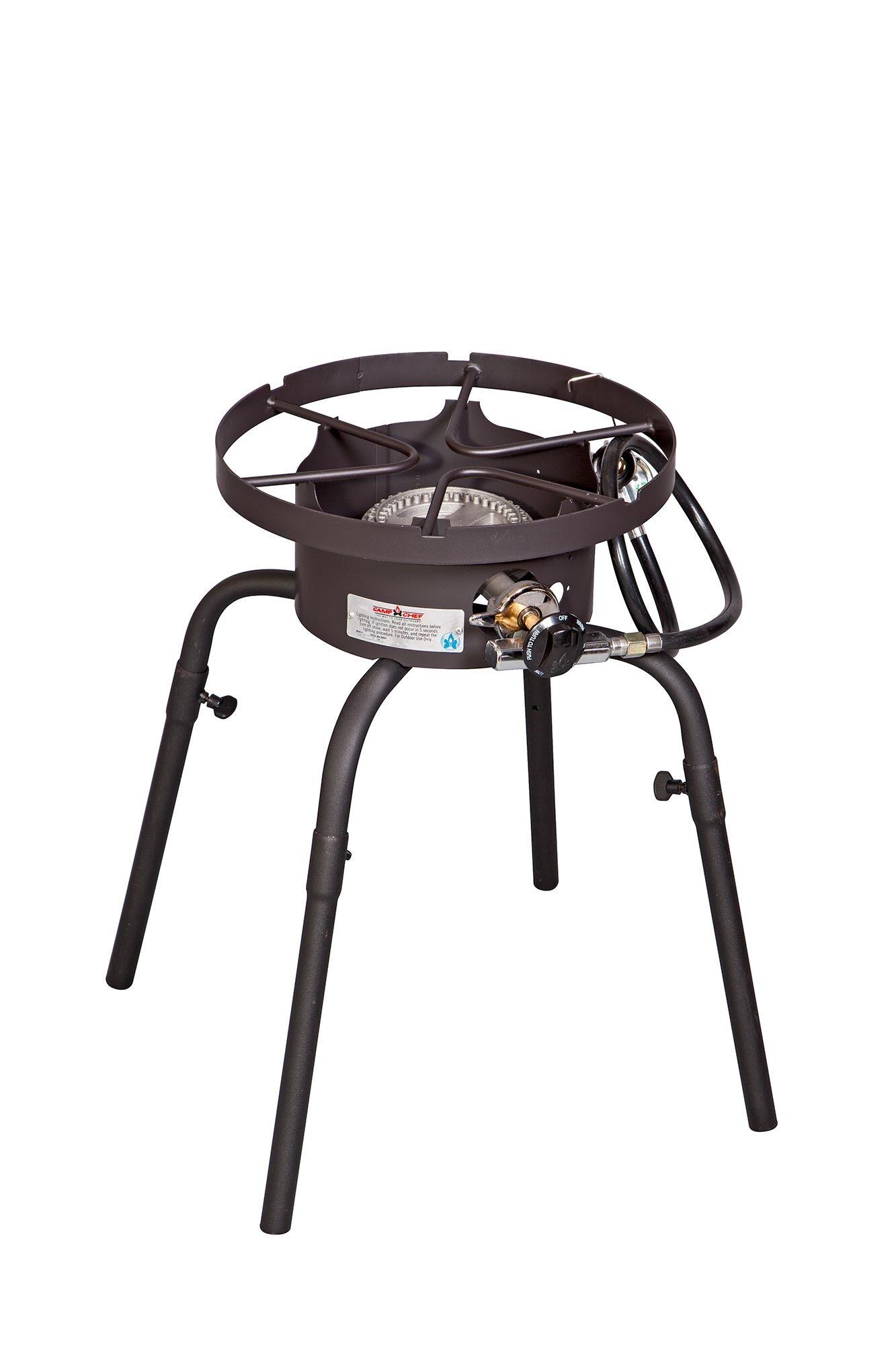 Camp Chef Universal Output Single Burner