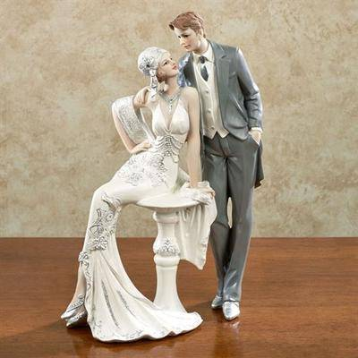 Touch of Class Love That Lasts Figurine Off White , Off White
