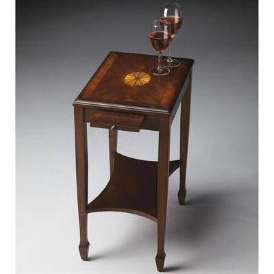 Butler Specialty Co Adoni Accent Table , Classic Cherry