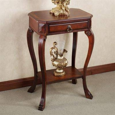 Butler Specialty Co Josslyn Console Table Classic Cherry Each, Each, Classic Cherry