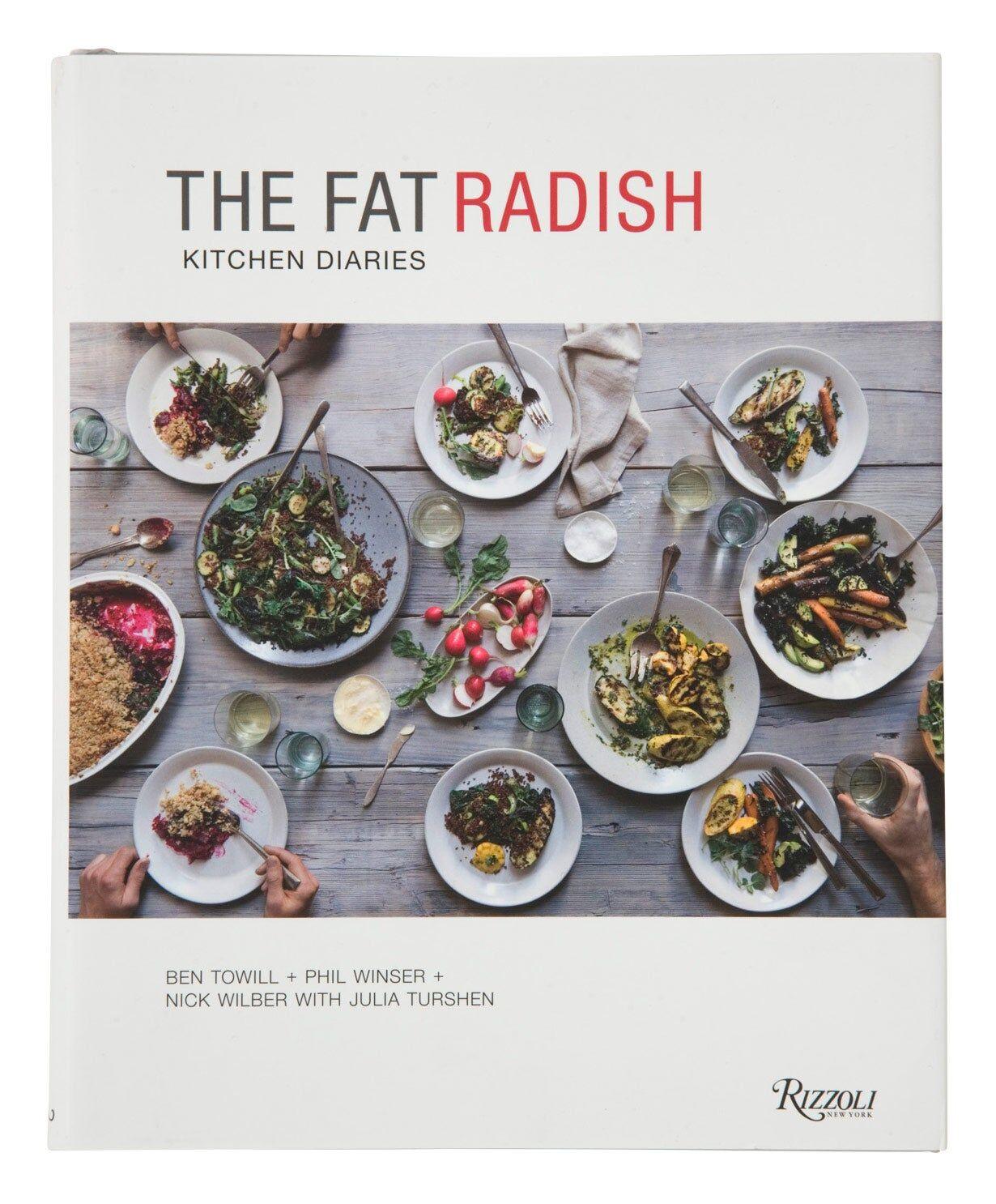 The Fat Radish Kitchen Diaries