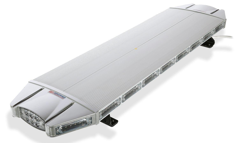 LedEquipped Falcon Flight Linear Emergency 3 watt LED Light Bar 63 in Tow Truck light bar STOP & TURN FUNCTION