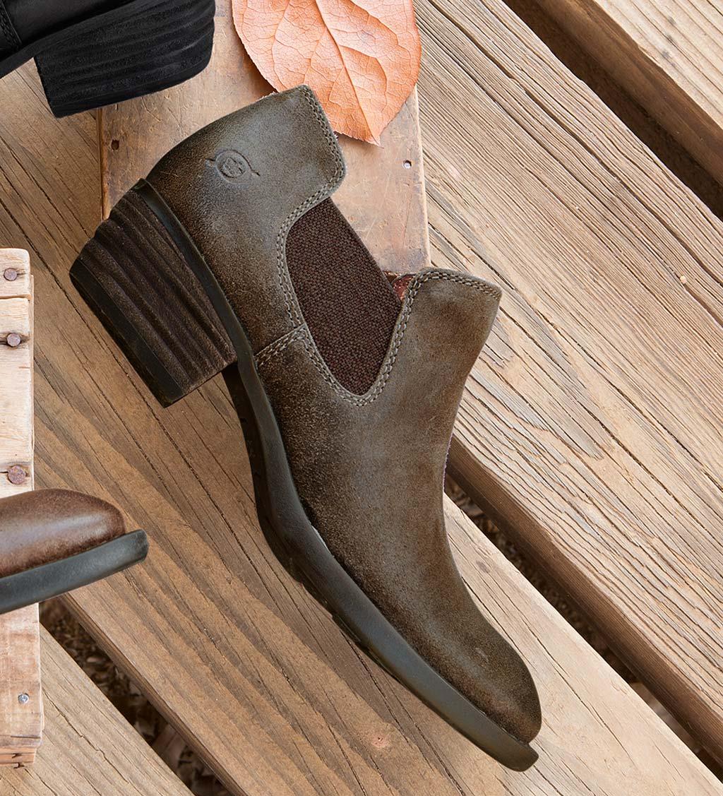 HH BROWN/BORN SHOES Born Dallia Ankle Boots