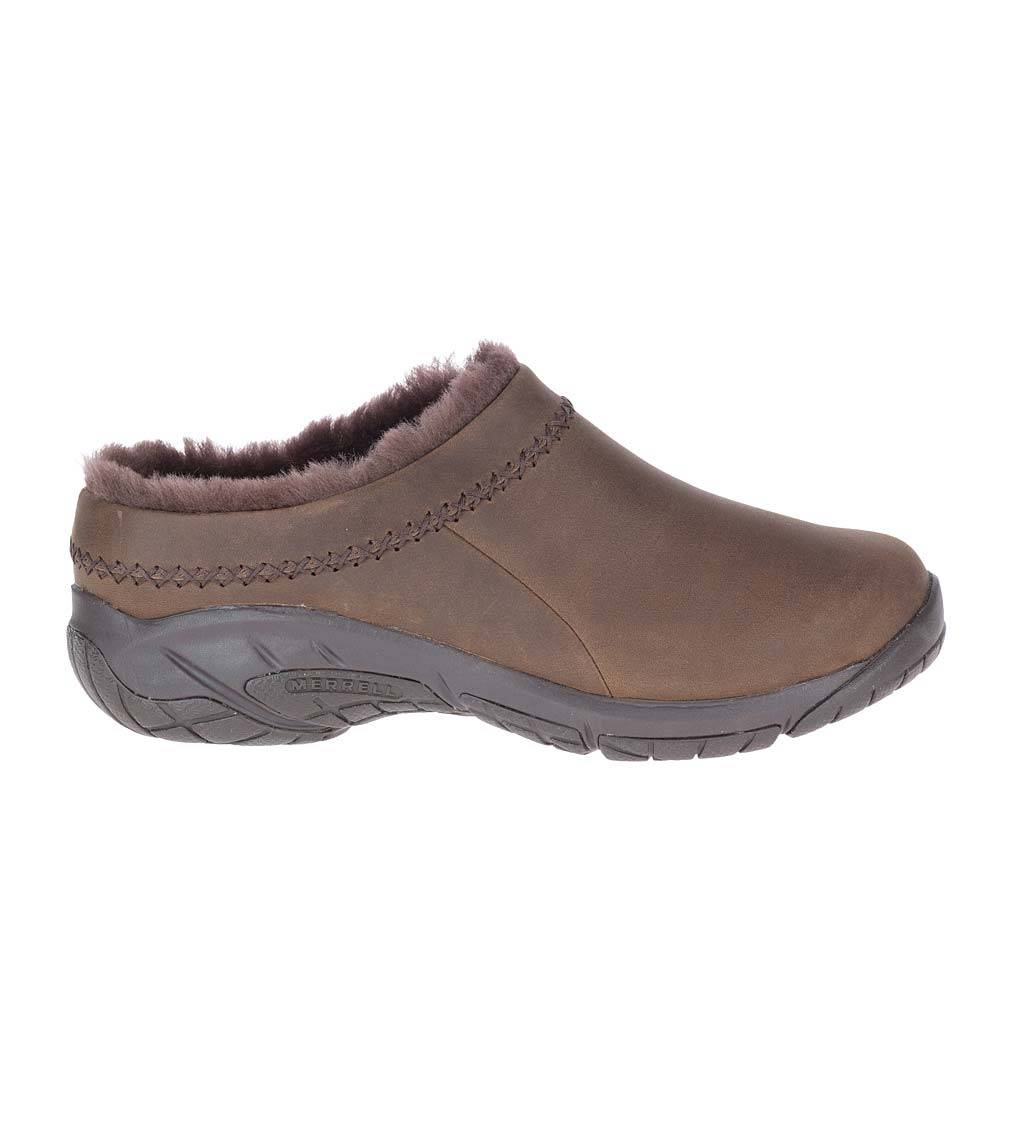 Merrell Encore Ice 4 Slip-On Leather Shoes