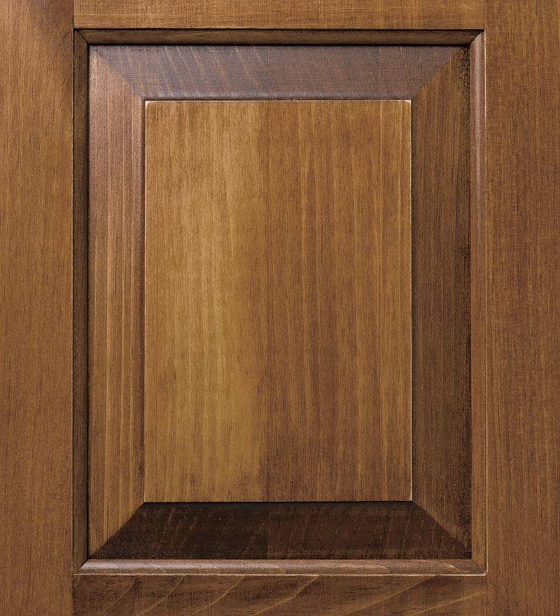 SOUTHERN CRAFTSMEN'S GUILD,INC Solid Pine Kitchen Island with Maple Top