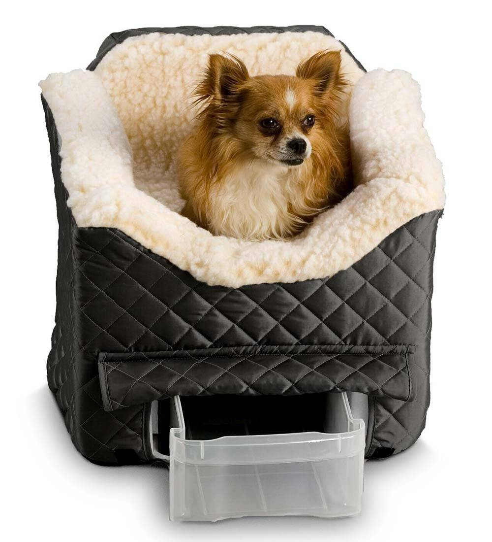 Snoozer Lookout Pet II Car Seat, Small
