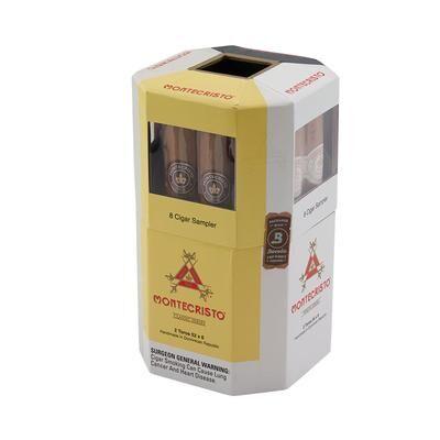 Altadis Accessories and Samplers Montecristo Core 8 Assortment