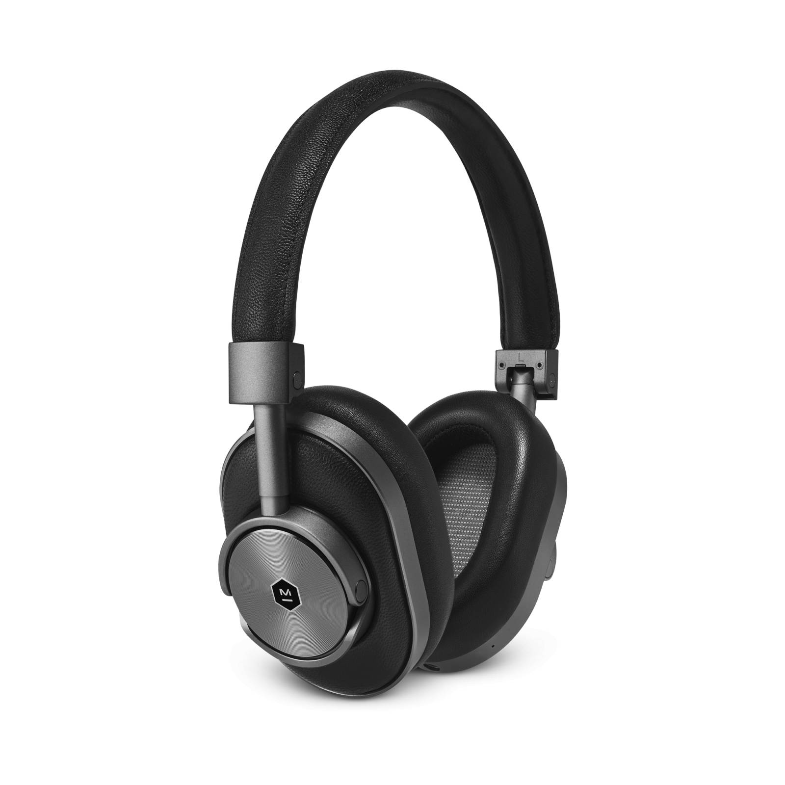 MW60 Wireless Over-Ear Headphones, Gunmetal