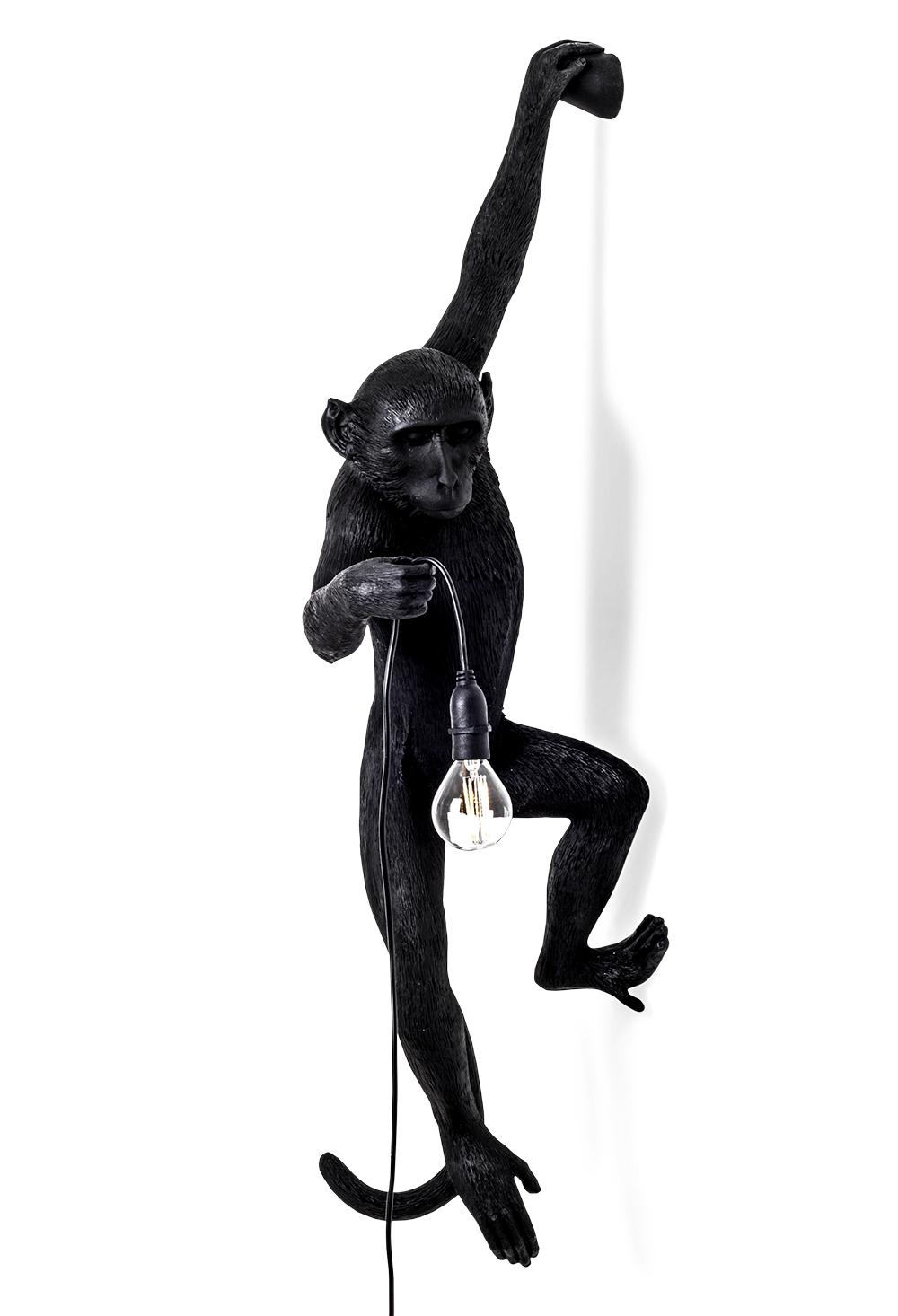 Seletti Outdoor Monkey Lamp, Hanging
