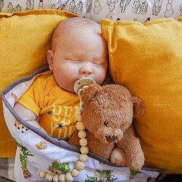 19'' Joce Asleep Realistic Reborn Baby Doll Boy