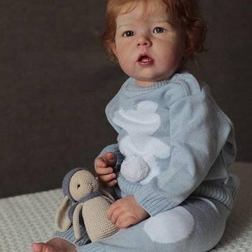 20'' Little Simon Realistic Reborn Baby Doll