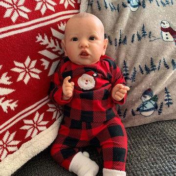 "22"" Cute Thalia Reborn Baby Doll Girl"