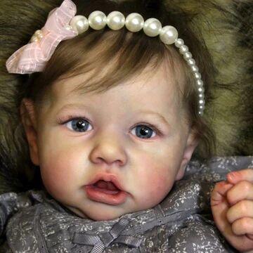 22'' Little Alexa Reborn Baby Doll Toy