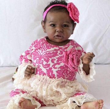 22'' Little Elliot Reborn Baby Doll Girl