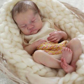 22'' Real Lifelike Kaylee Cute Silicone Vinyl Dolls Girl