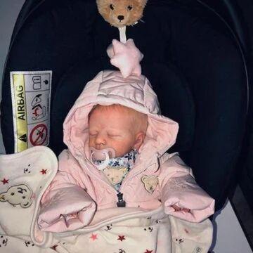 Handmade 17.5'' Cutest Rhonda Truly Reborn Baby Doll