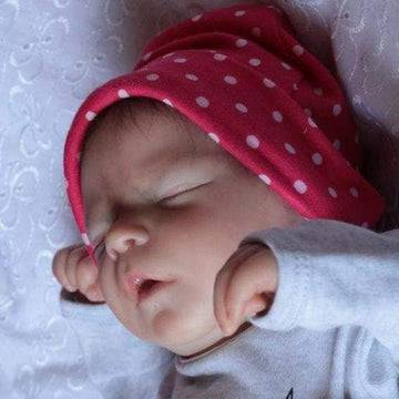 Lifelike 17.5'' Zaylee Reborn Baby Doll Boy