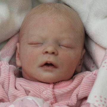 Realistic 17.5'' Ahern Reborn Baby Doll