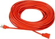 trisonic Heavy Duty Indoor/Outdoor UL Listed Extension Cord 25ft -Orange