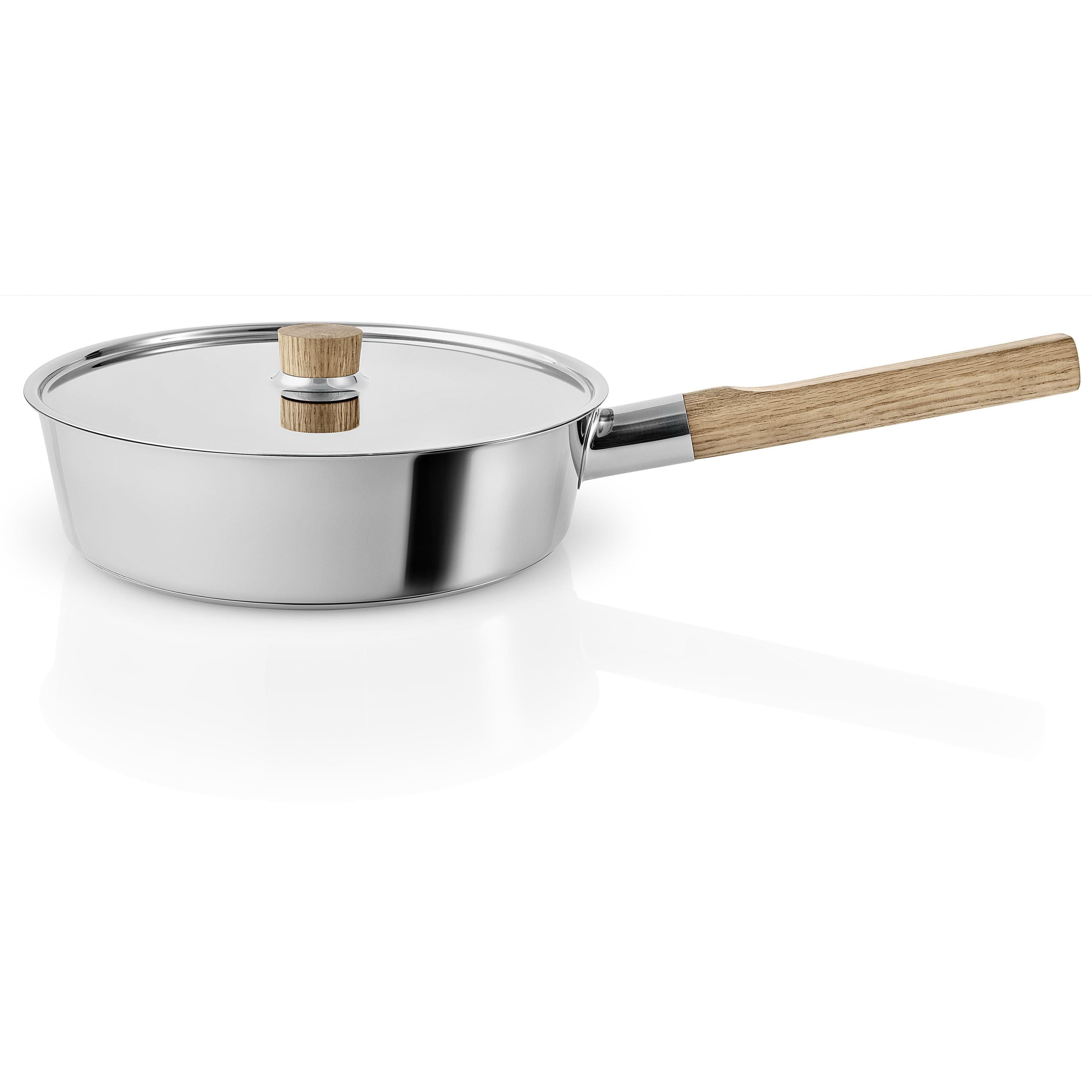 Eva Solo Nordic Kitchen Stainless-Steel Saute Pan