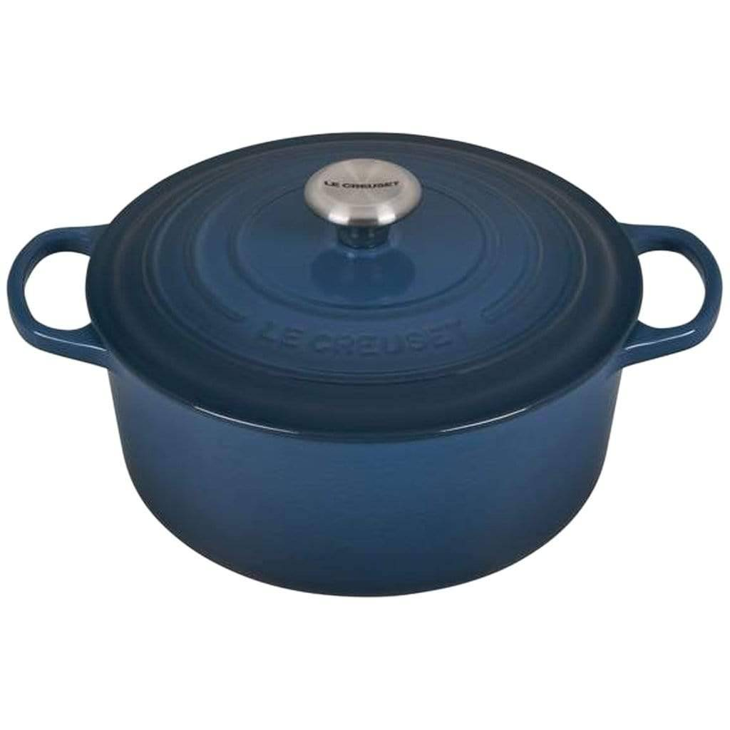Le Creuset Signature 7.25-Qt. Round Dutch Oven