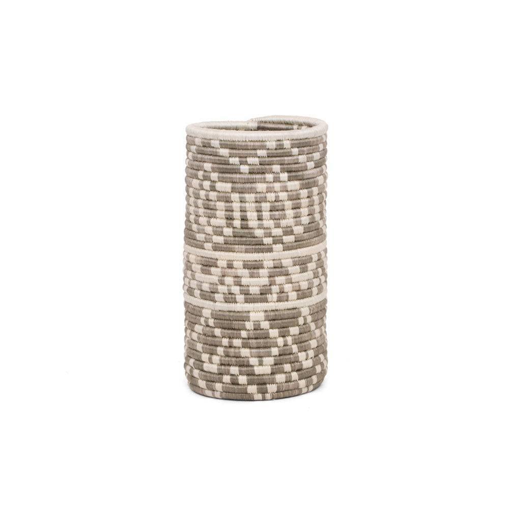 Jennifer Adams® Standard Light Taupe Diyama Vase by Jennifer Adams®