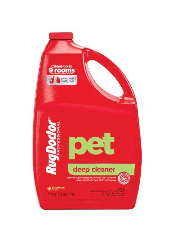 Rug Doctor 05046 Pet Deep Carpet Cleaner Liquid, 96 Oz