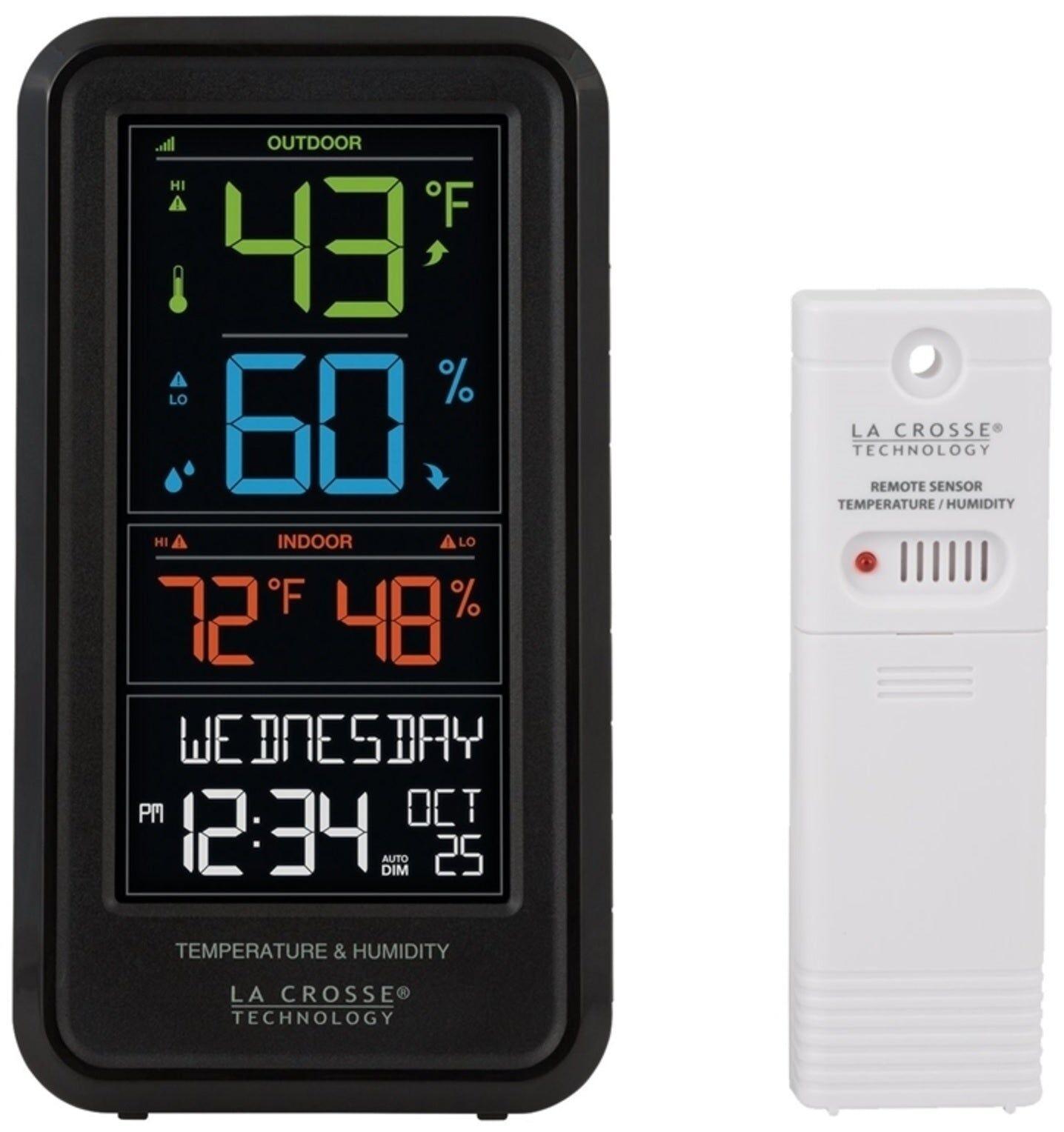 La Crosse Technology S82967 Wireless Forecast Station