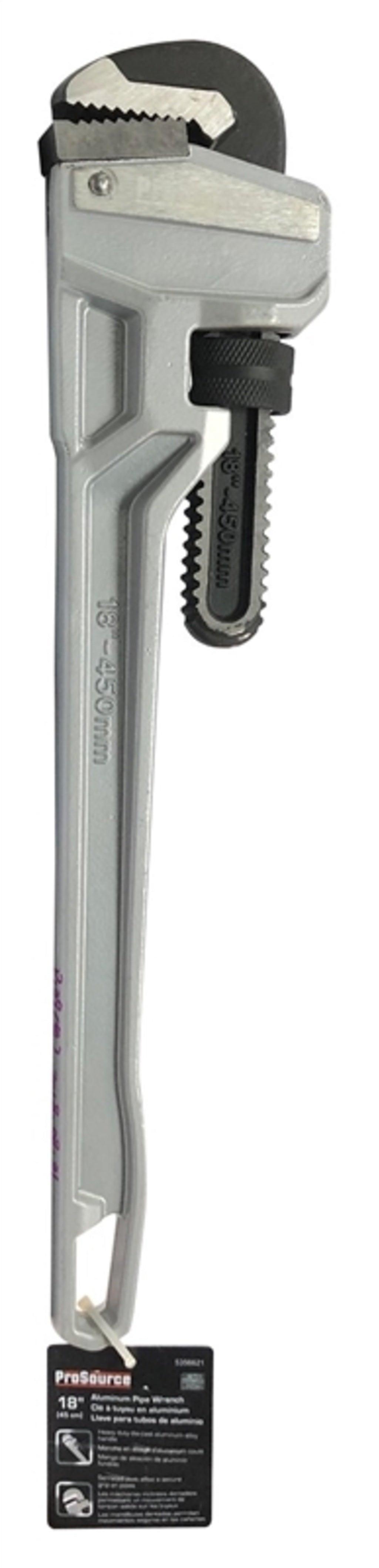 """Vulcan Jl40141 Aluminum Pipe Wrench, 18"""""""