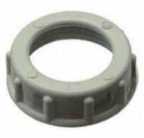Halex 75220b Plastic Conduit Insulating Bushing, 2in, For Indoor Or Outdoor Use