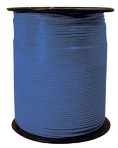 Imperial 71362-4 Gpt Primary Plastic Wire 14 Gauge 1000', Blue