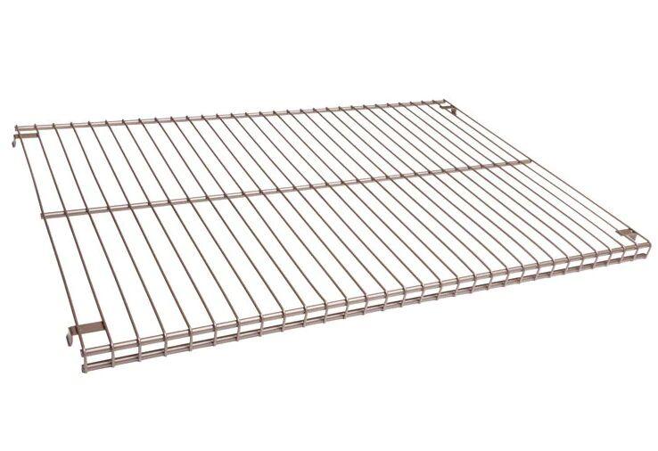 Closet Culture 0331-1623cn Wire Shelf, Steel, Champagne Nickel