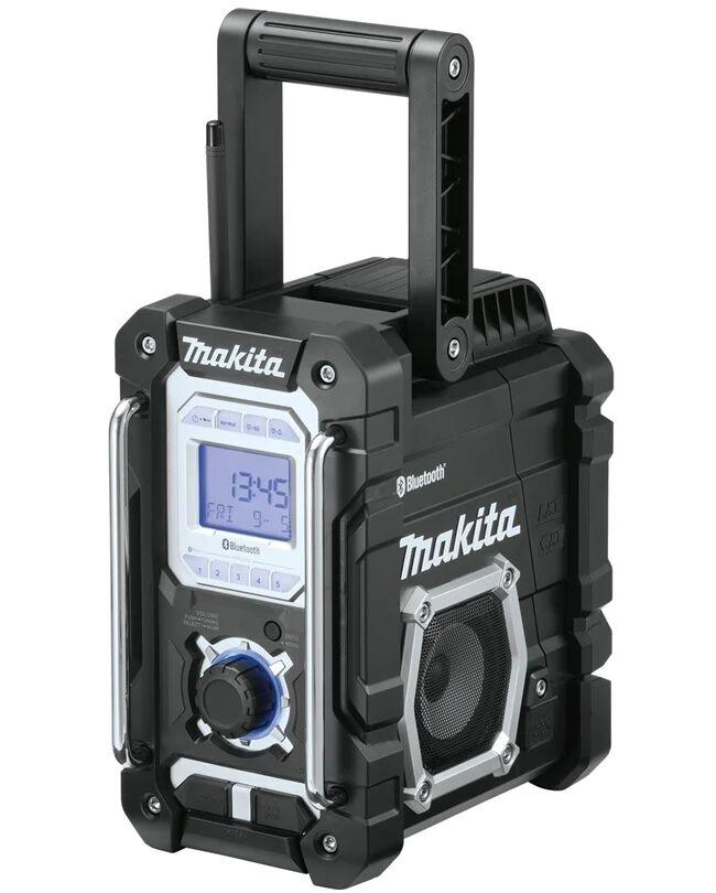 Makita Xrm06b Cordless Bluetooth Job Site Radio, 18 Volts