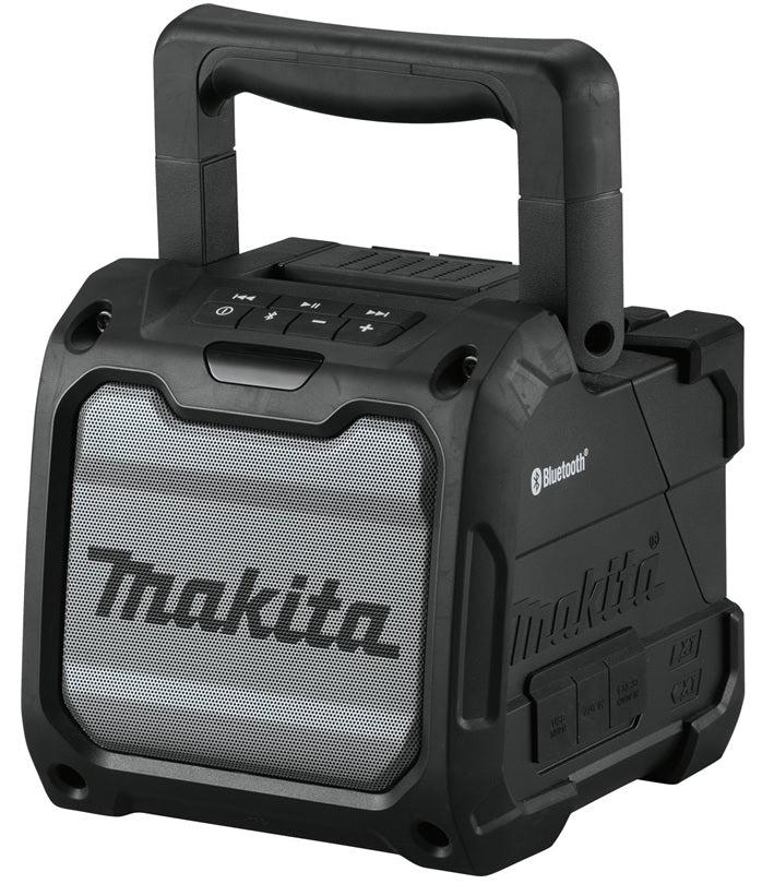 Makita Xrm08b Cordless Bluetooth Job Site Speaker, 12-18 Volts