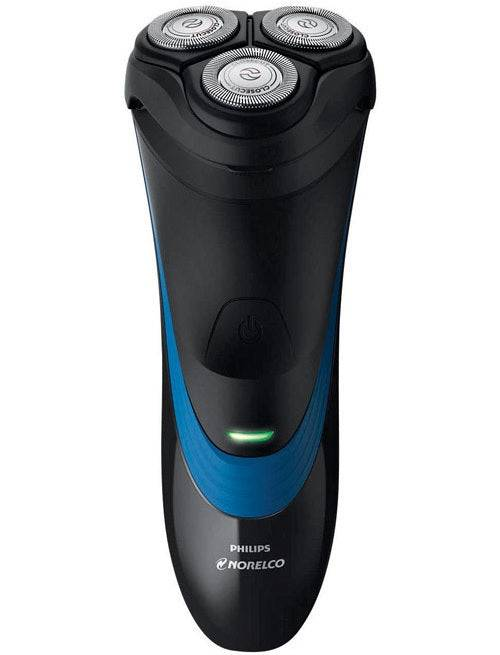 Philips Norelco S1560/81 Series 2100 Cordless Shaver, 3 Head
