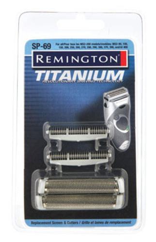 Remington 81619 Shaver Cutter & Foil Assembly