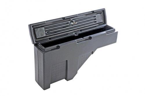 "Dee Zee Dz95p Plastic Wheel Well Tool Box, 37""x7.75""x19.5"""