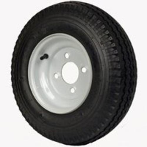Martin Wheel Dm408b-4i Trailer Tire And Wheel, 4/480-8