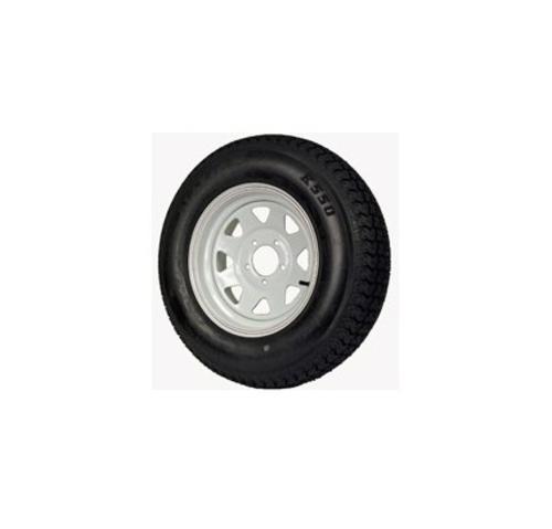 "Martin Wheel Dm205d5c-5ci Tire Bias Lrc 5""x4.5"""